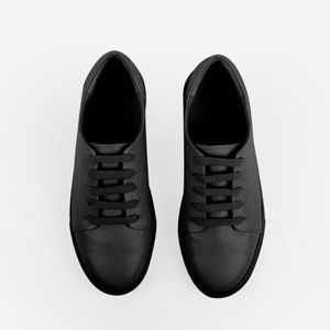 Oak & Fort Black Sneakers